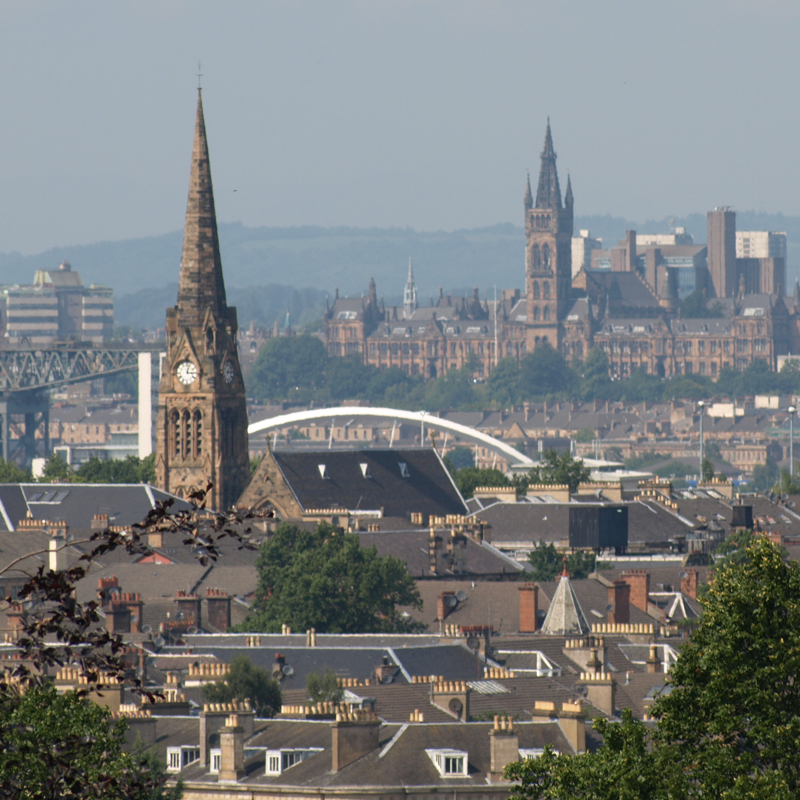 Glasgow Becomes First City to Sign Up For 'Green' Street Lights