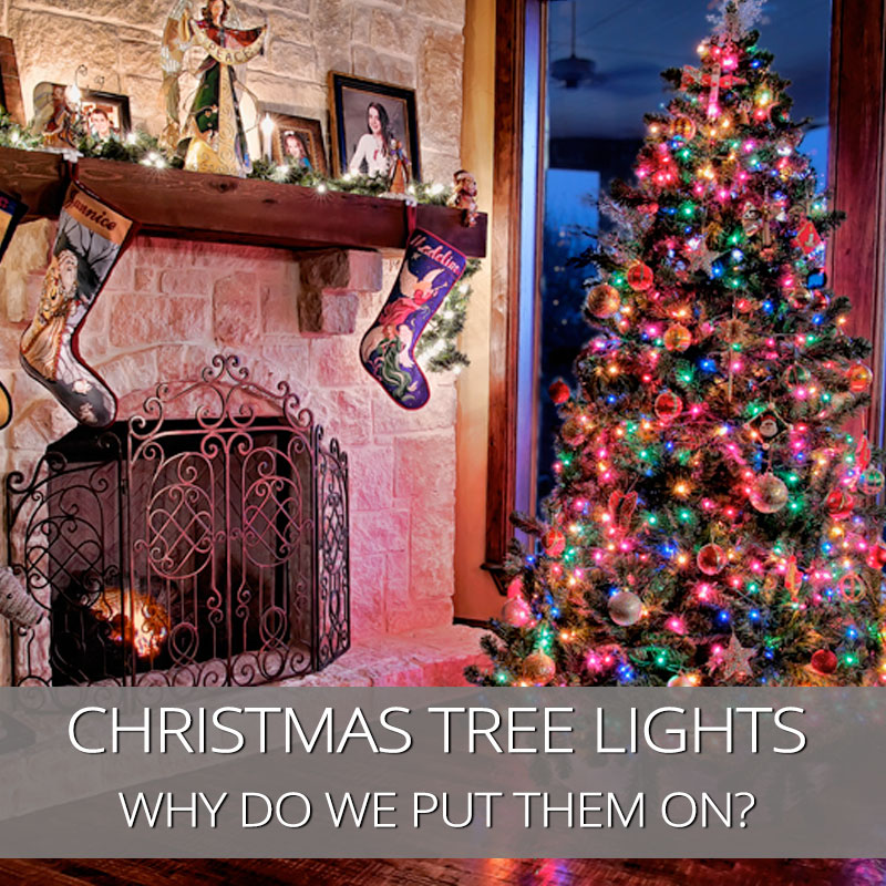 How To Put Lights On A Christmas Tree.Why Do We Put Lights On Our Christmas Tree Christmas