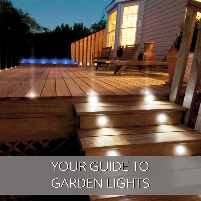 Your Guide To Garden Lights