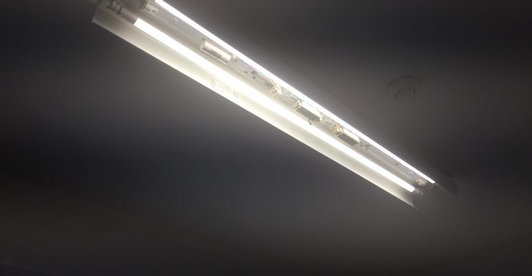 LED Tubes In Our Office – No More Flickering Lights!