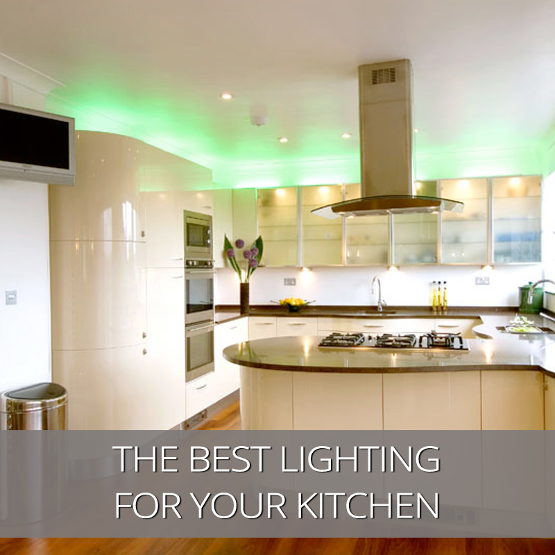 on sale d5e6b 874da What Is The Best Lighting For Your Kitchen? - Kitchen ...