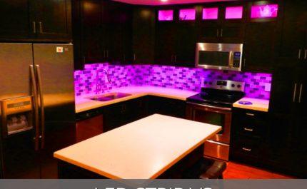 LED Strip vs Under Cabinet Lights