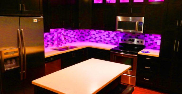 Led strip vs under cabinet lights led strip lights downlights led strip vs under cabinet lights aloadofball Choice Image