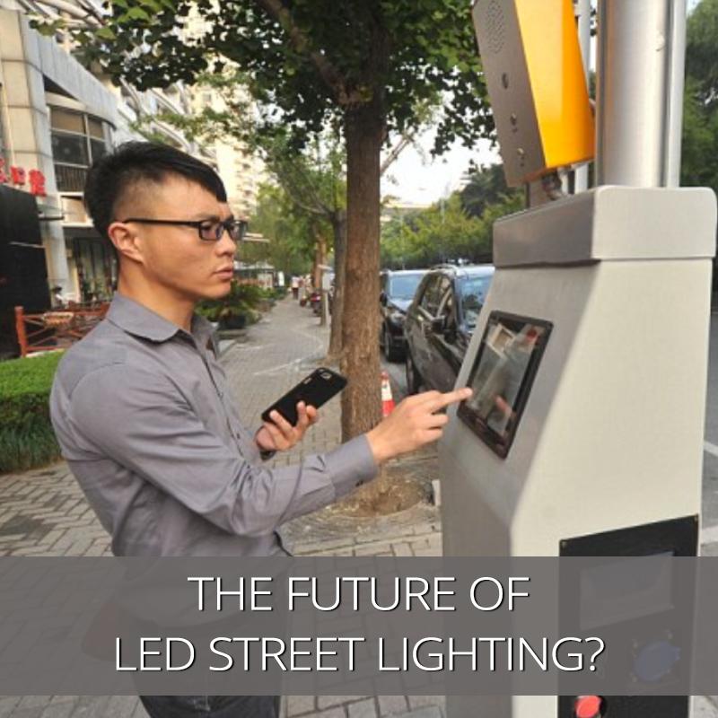 New Chinese Street Lighting